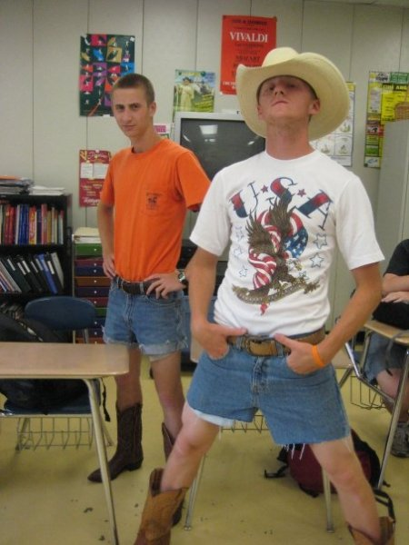 "I know that making fun of George W. Bush in 2009 is about as fashionable  ""jorts"" (jean shorts), but some ideas are just so awful they demand to be ridiculed."